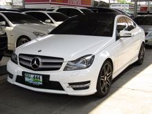 2014 Mercedes-Benz C180  AMG W204 (ปี 08-14) 1.6 AT Coupe
