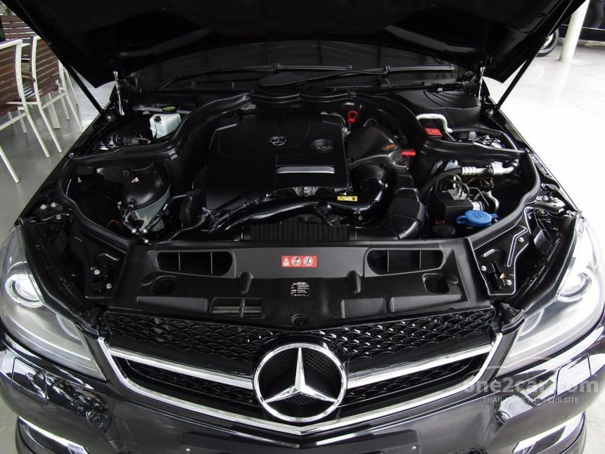 2014 Mercedes-Benz C180  AMG Coupe