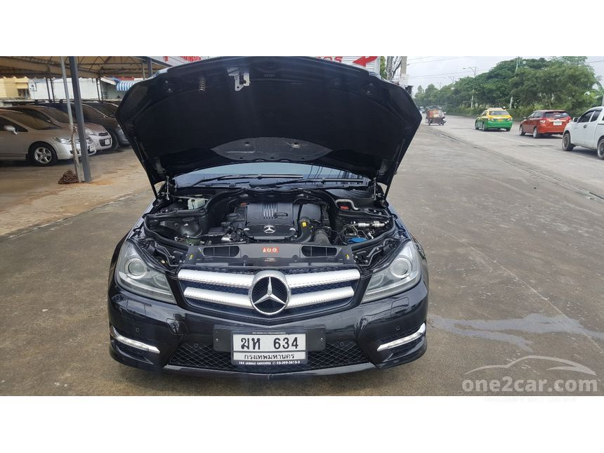 2013 Mercedes-Benz C180  AMG Coupe