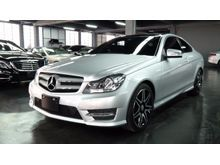 2015 Mercedes-Benz C180  AMG W204 (ปี 08-14) 1.6 AT Coupe