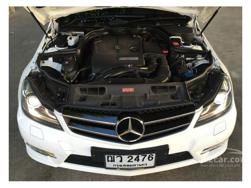 2012 Mercedes-Benz C180  AMG Coupe
