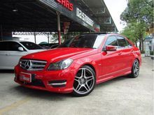 2012 Mercedes-Benz C180 BlueEFFICIENCY W204 (ปี 08-14) Avantgarde 1.8 AT Sedan