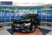 2015 Mercedes-Benz C180 W205 (ปี 14-19) Avantgarde 1.6 AT Sedan