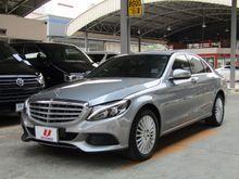 2014 Mercedes-Benz C180 W205 (ปี 14-19) Avantgarde 1.6 AT Sedan