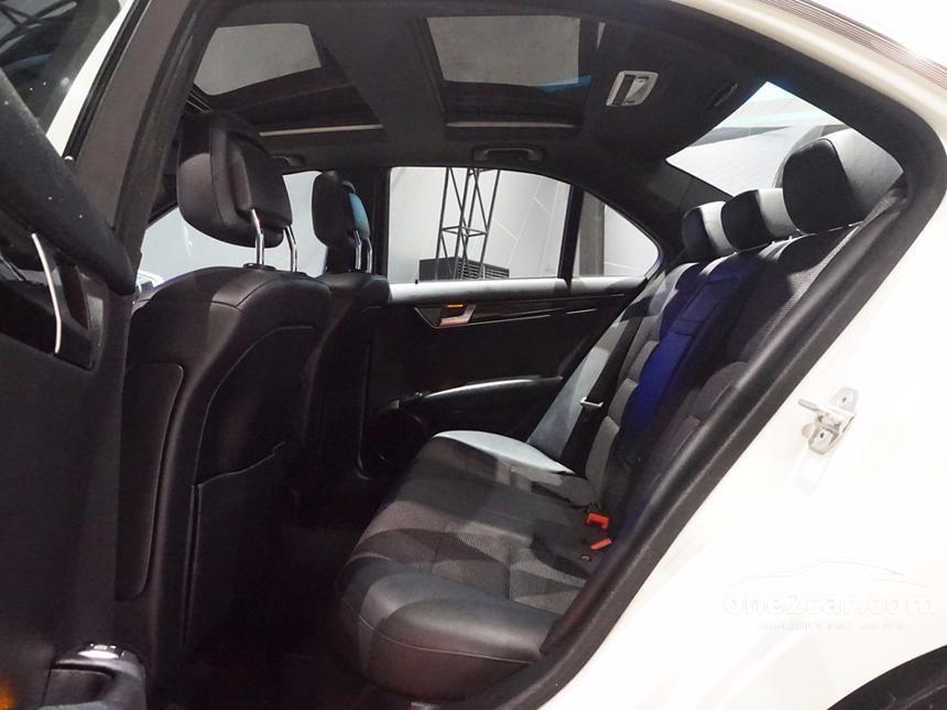 2014 Mercedes-Benz C180 Classic Sedan