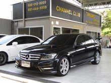 2011 Mercedes-Benz C180 BlueEFFICIENCY W204 (ปี 08-14) Classic 1.8 AT Sedan