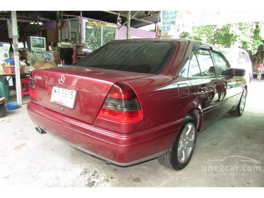 1996 Mercedes-Benz C180 Classic Sedan