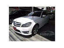 2014 Mercedes-Benz C180 W204 (ปี 08-14) 1.6 AT Coupe