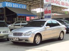 2003 Mercedes-Benz C180 W203 (ปี 01-07) Elegance 2.0 AT Sedan