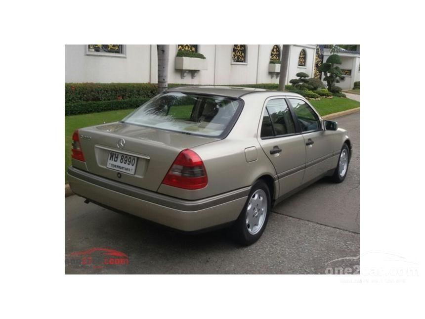 1997 Mercedes-Benz C180 Esprit Sedan
