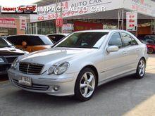 2006 Mercedes-Benz C180 Kompressor W203 (ปี 01-07) Avantgarde 1.8 AT Sedan