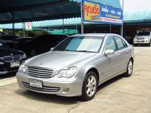 2004 Mercedes-Benz C180 Kompressor W203 (ปี 01-07) Classic 1.8 AT Sedan