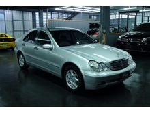 2003 Mercedes-Benz C180 Kompressor W203 (ปี 01-07) Classic 1.8 AT Sedan