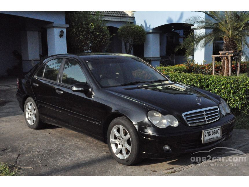 Mercedes benz c180 kompressor 2005 classic 1 8 in for Mercedes benz kompressor 2005