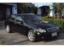 2005 Mercedes-Benz C180 Kompressor W203 (ปี 01-07) Classic 1.8 AT Sedan