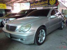 2003 Mercedes-Benz C180 Kompressor W203 (ปี 01-07) Classic 1.8 AT Sedan