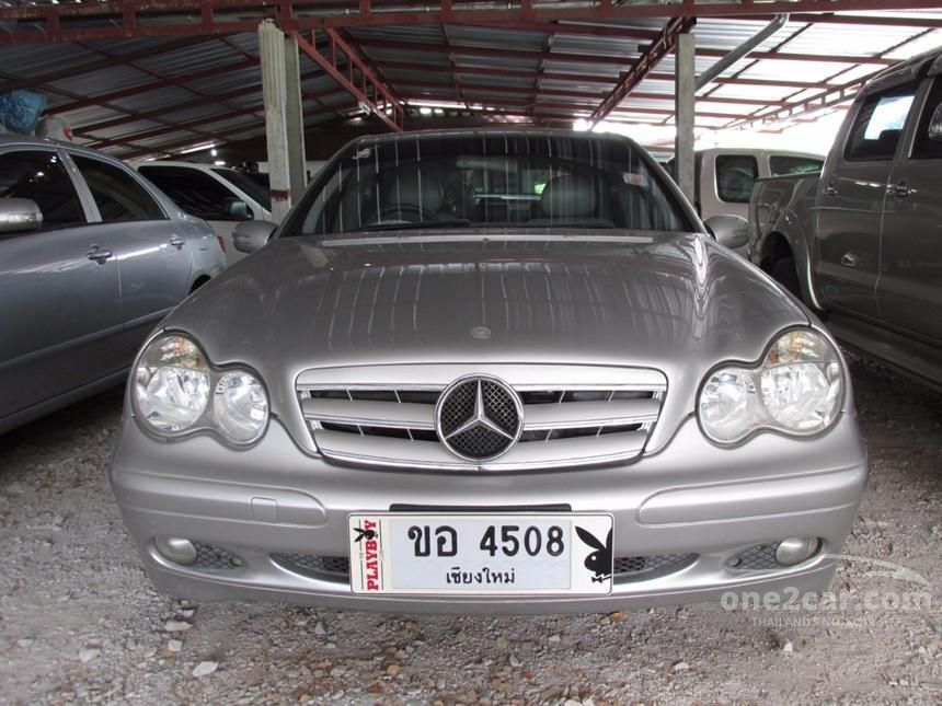 2004 Mercedes-Benz C180 Kompressor Classic Sedan