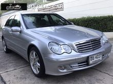 2006 Mercedes-Benz C180 Kompressor W203 (ปี 01-07) Elegance 1.8 AT Sedan