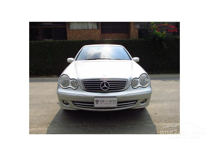 2007 Mercedes-Benz C180 Kompressor Sport Sedan