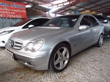 2008 Mercedes-Benz C180 Kompressor W203 (ปี 01-07) W203 1.8 AT Sedan