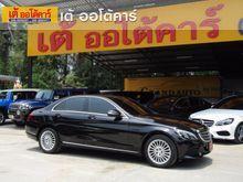 2015 Mercedes-Benz C180 W205 (ปี 14-19) 1.6 AT Sedan