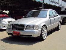 2000 Mercedes-Benz C180 W202 (ปี 93-00) 1.8 AT Sedan