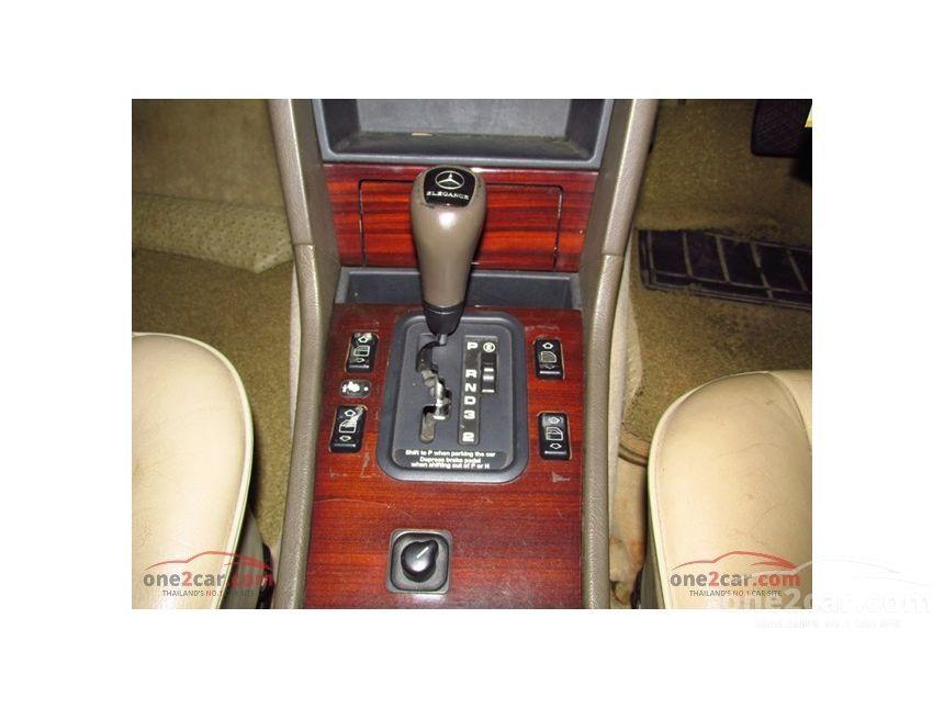 1997 Mercedes-Benz C180 Sedan