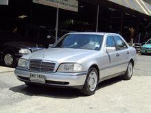 1997 Mercedes-Benz C180 W202 (ปี 93-00) 1.8 AT Sedan