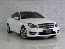 2015 Mercedes-Benz C180 BlueEFFICIENCY W204 (ปี 08-14) Sport AMG 1.8 AT Coupe