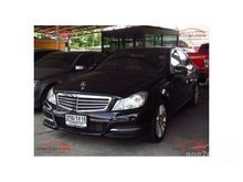 2013 Mercedes-Benz C200 W204 (ปี 08-14) Avantgarde 1.8 AT Sedan