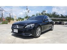 2016 Mercedes-Benz C200 W205 (ปี 14-19) Avantgarde 2.0 AT Sedan