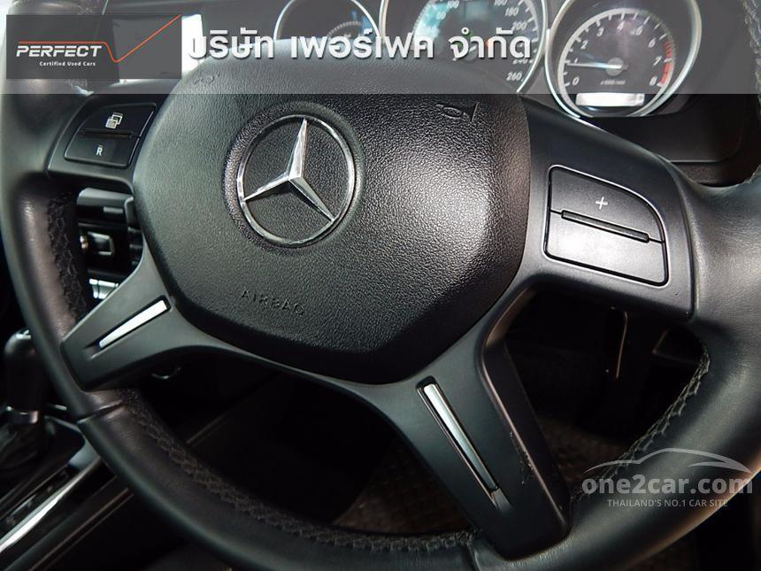 2012 Mercedes-Benz C200 Avantgarde Sedan