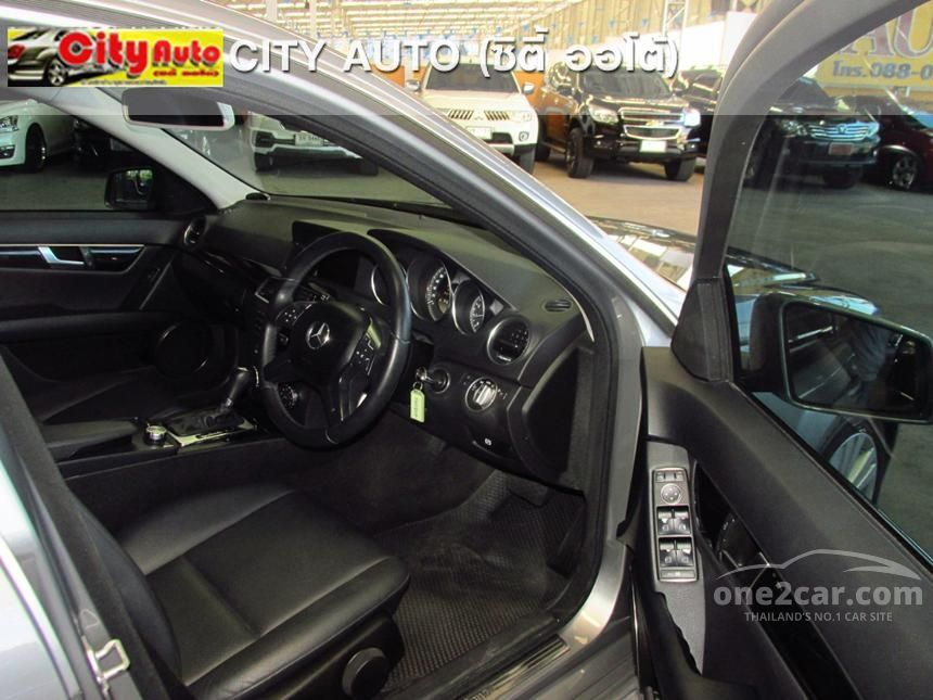 2013 Mercedes-Benz C200 Elegance Sedan