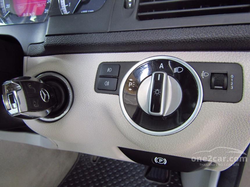 2011 Mercedes-Benz C200 CGI Avantgarde Sedan