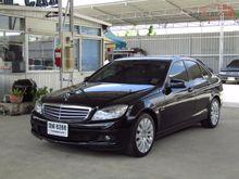 2011 Mercedes-Benz C200 CGI BlueEFFICIENCY W204 (ปี 08-14) Avantgarde 1.8 AT Sedan