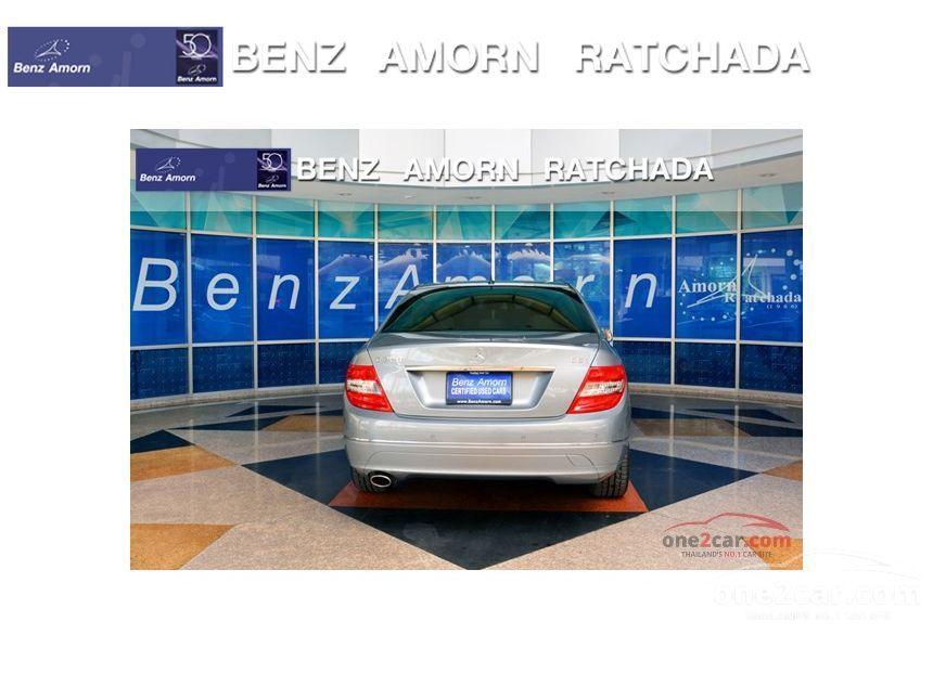 2011 Mercedes-Benz C200 CGI Elegance Sedan