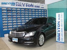 2015 Mercedes-Benz C200 CGI BlueEFFICIENCY W204 (ปี 08-14) Elegance 1.8 AT Sedan