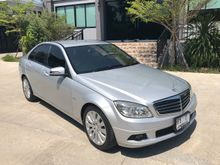2012 Mercedes-Benz C200 CGI BlueEFFICIENCY W204 (ปี 08-14) Elegance 1.8 AT Sedan