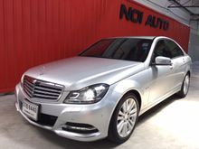 2012 Mercedes-Benz C200 CGI BlueEFFICIENCY W204 (ปี 08-14) Elegance 1.8 AT Sedan