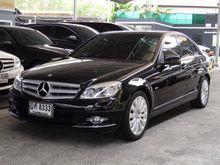 2011 Mercedes-Benz C200 CGI BlueEFFICIENCY W204 (ปี 08-14) Elegance 1.8 AT Sedan