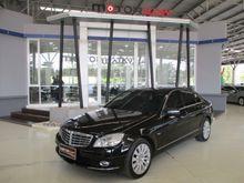 2010 Mercedes-Benz C200 CGI BlueEFFICIENCY W204 (ปี 08-14) Elegance 1.8 AT Sedan