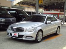 2013 Mercedes-Benz C200 CGI BlueEFFICIENCY W204 (ปี 08-14) 1.8 AT Sedan