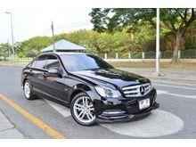 2013 Mercedes-Benz C200 CGI BlueEFFICIENCY W204 (ปี 08-14) 1.8 AT Sedan