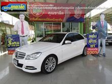 2014 Mercedes-Benz C200 CGI BlueEFFICIENCY W204 (ปี 08-14) 1.8 AT Sedan