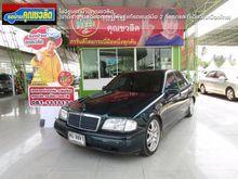 1999 Mercedes-Benz C200 W202 (ปี 93-00) Classic 2.0 AT Sedan