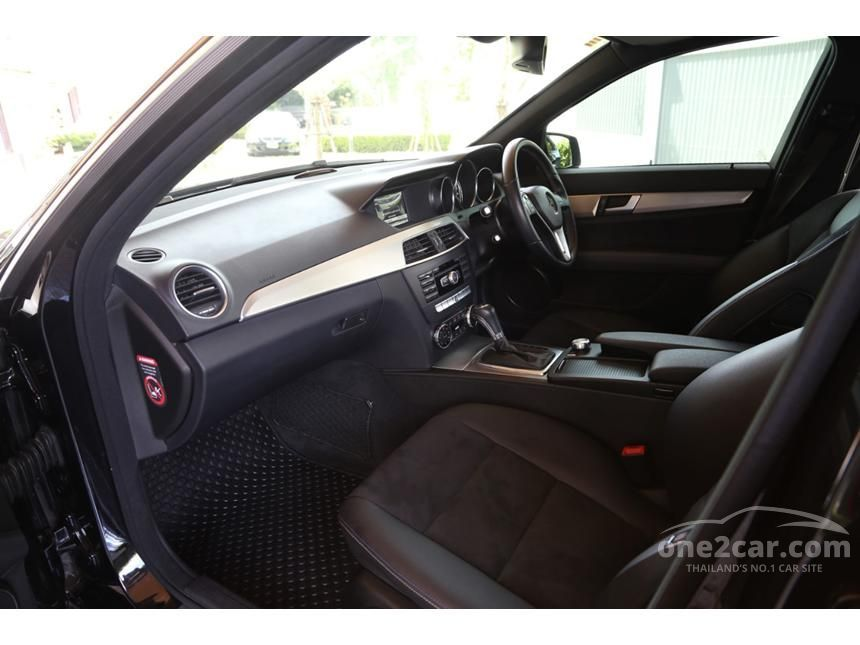 2014 Mercedes-Benz C200 Edition C Sedan