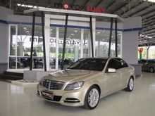 2011 Mercedes-Benz C200 BlueEFFICIENCY W204 (ปี 08-14) Elegance 1.8 AT Sedan