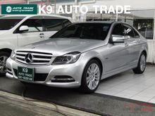 2012 Mercedes-Benz C200 BlueEFFICIENCY W204 (ปี 08-14) Elegance 1.8 AT Sedan