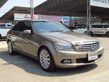 2013 Mercedes-Benz C200 BlueEFFICIENCY W204 (ปี 08-14) Elegance 1.8 AT Sedan