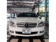 2009 Mercedes-Benz C200 Kompressor W204 (ปี 08-14) Avantgarde 1.8 AT Sedan